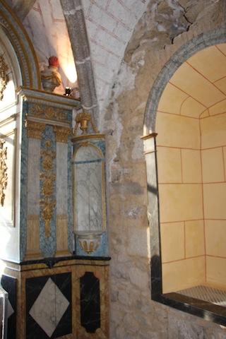 Un aspect de la chapelle