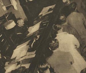 Le greffe de la prison (Détective, n°45, 5 septembre 1929)