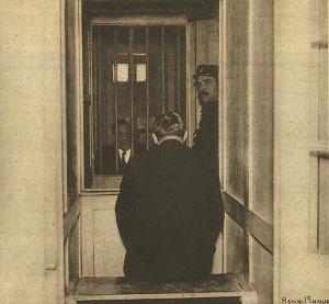 Photographie extraite de Détective ( N°47 du 19 septembre 1929)