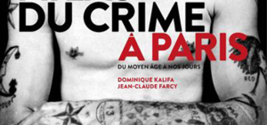 Atlas du crime à Paris