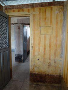 Décors restaurés, années 2010, collection CIAP de Saint-Laurent-du-Maroni.