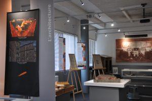 Espace pédagogique Pierre Cannat. Architecture pénitentiaire ©CRHCP - ENAP
