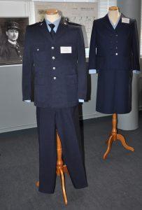 Personnels. Uniformes pénitentiaires. XIXe-XXe siècles ©CRHCP - ENAP