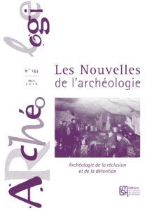 couverture, nouvelles archéologie
