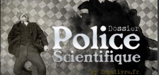 Police scientifique image