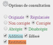 Options-consultation
