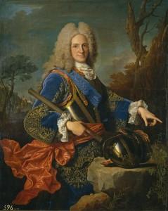 Felipe V por Frans Parbus el joven