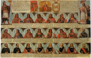 Efigies de 1750