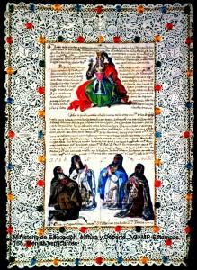 Representación de varios conventos de monjas a la reina doña Bárbara de Braganza, s.XVIII