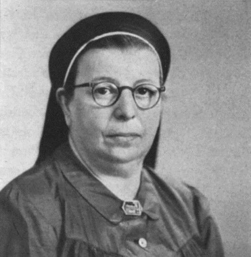 Johanna Gottschalk, langjährige Leiterin des israelitischen Landesasyls in Sontheim (Reproduktion aus der Franke-Publikation)