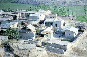 Le village de Tureng-Tepe (Iran, 1971)