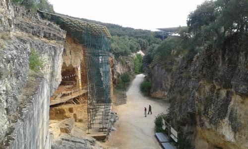 Le site d'Atapuerca