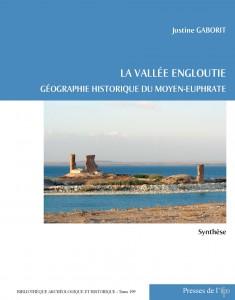 Fig. 1 : Fig 01 a-b : couverture de La vallée engloutie tome 1 synthèse, tome 2 : catalogue des sites