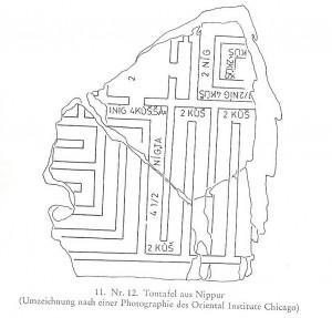 Fig. 13 : Heinrich et Seidl 1967, p. 35