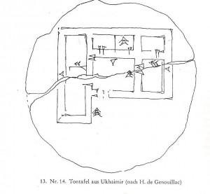 Fig. 2 : Einrich et Seidl 1967, p. 38