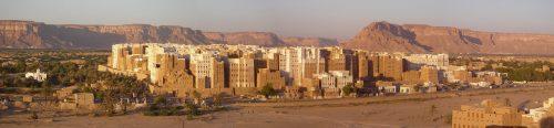 Fig. 6 - Shibam, Yemen (O. Barge)
