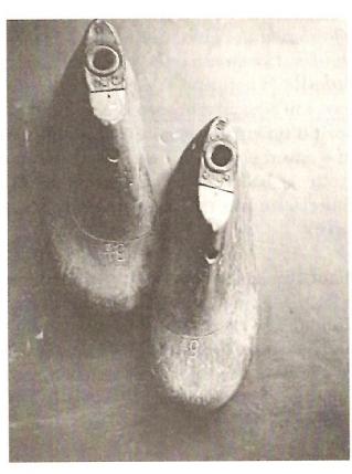 Photographie apparaissant dans le texte «Quadrille» dans Glaneurs de rêves de Patti Smith.
