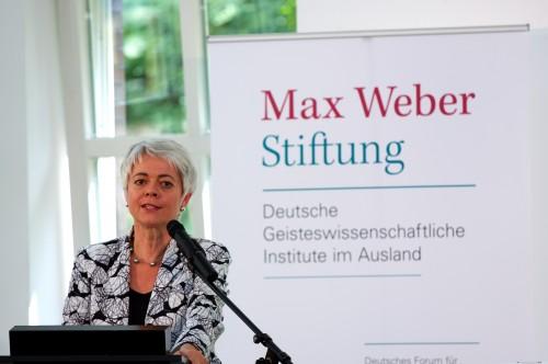 Staatssekretärin Cornelia Quennet-Thielen