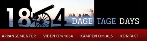 Logo der 1864-Tage-Veranstaltungsreihe