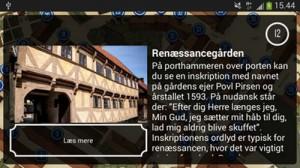 Screenshot von Den Gamle By App