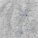 Carte hydroélectricité Alpujarras