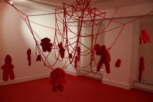 Esthétique exilique (À propos de l'exposition De Anima de Camila Moreira) Textes Alexis Nouss / Eliane Chiron