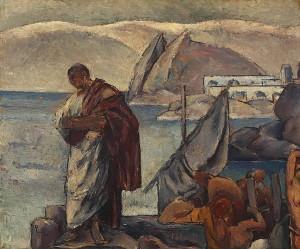IonTheodorescu Ovidius in exile
