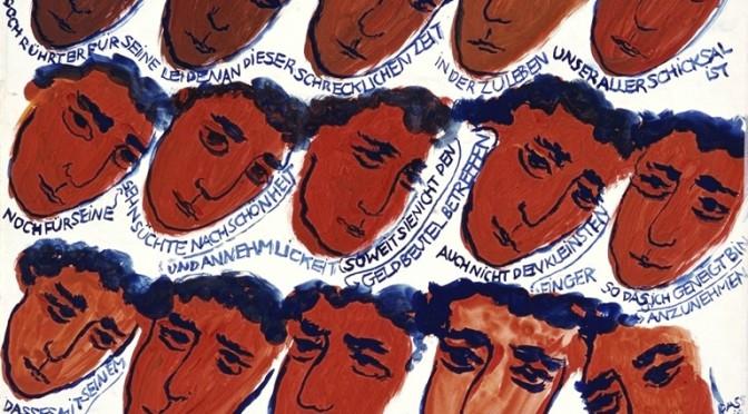 Si ce sont des hommes… A propos de migrants et d'objets. Texte de A. Galitzine-Loumpet