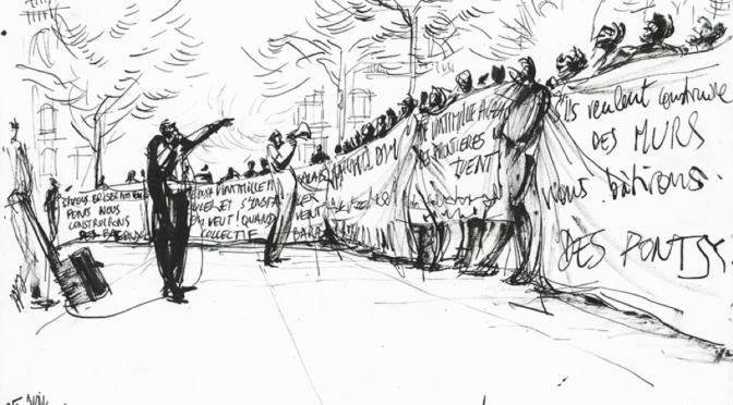 POLITIQUES DE L'EXIL (3) : Politiques de déliaison et de liaison, 26 février 2020