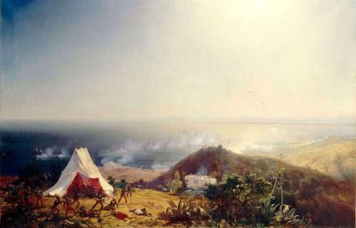 Par Théodore Gudin (1802 - 1880). — [1], Domaine public,