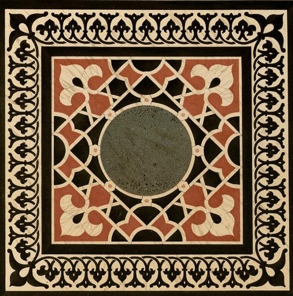 Les trésors de la médiathèque : les «arts arabes» de Jules Bourgoin