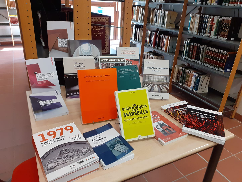 """Tablée """"numérique, archives et bibliothèques"""""""
