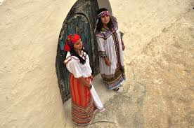 Women's clothing of Tunisia