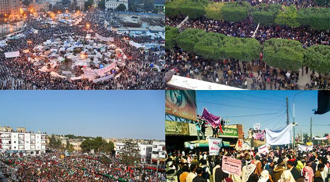 Une bibliographie sur le «printemps arabe» (V)