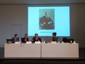 Atelier 1 : l'Image (Evelyne Argaud, Diana Lemay, Francis Yaiche, Odile Racine)