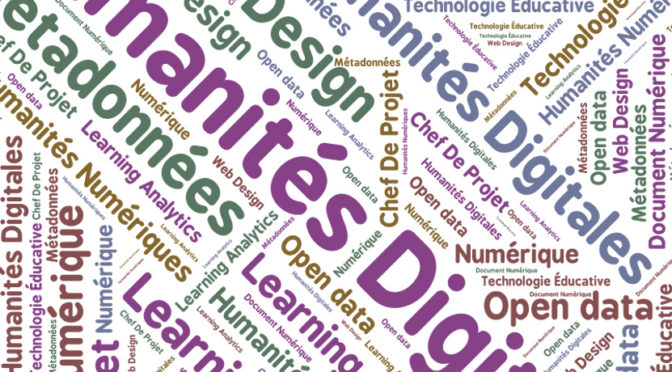 Compte rendu de la table ronde : vers des nouvelles humanités ?