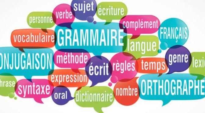 L'enseignement de la grammaire au Royaume-Uni, une synthèse d'article