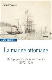 Ouvrage La marine ottomane, Daniel Panzac