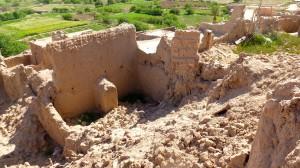 Ghassoul (ksar) tombe en ruine. Même en ruine, le ksar demeure très beau © BENKOULA H.