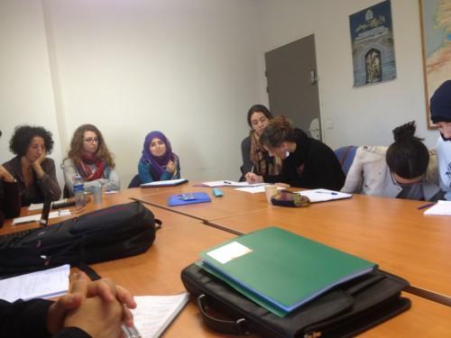 Séminaire berbère : Les étudiants studieux