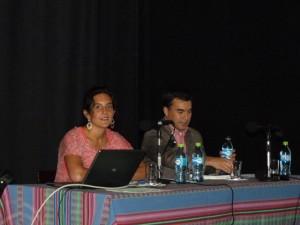 Conferencia Geopolitica Boliviana