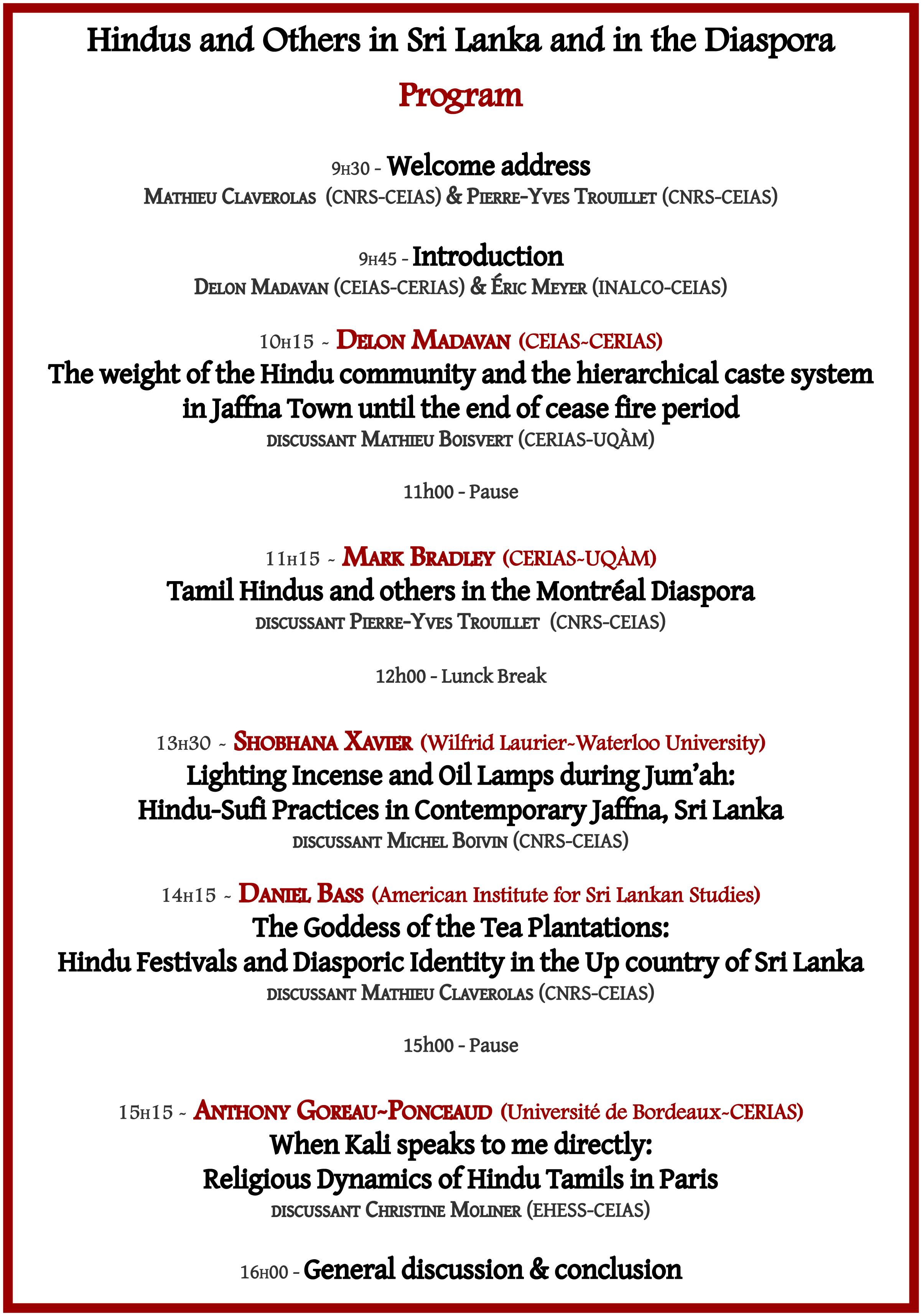 hindouism sri lanka.indd