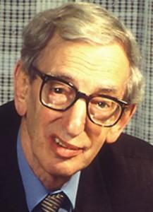 Prof. Eric Hobsbawm the eminent Marxist historian