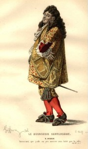 "Illustration from ""Le bourgois gentilhomme"". Source: http://en.wikipedia.org/wiki/Le_Bourgeois_gentilhomme (public domain)."