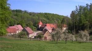 Klosteranlage Böddeken