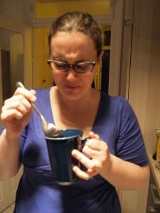 Modern taster, Noria, thinks otherwise