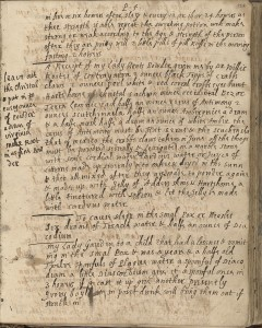 Wellcome MS 4338, fol. 138r. Dr. Willis's version of the powder