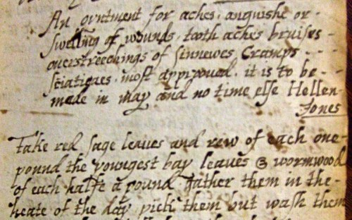 The Historical Library of The College of Physicians of Philadelphia, Manuscript 10a214, fol. 10