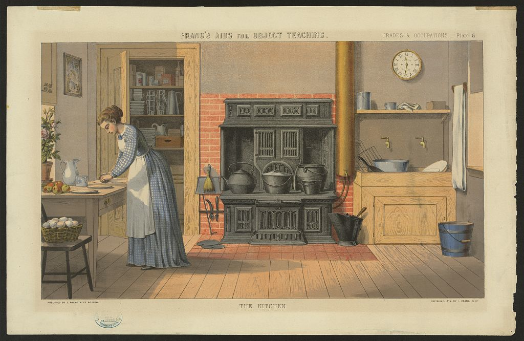 Old Fashioned Recipes New Fashioned Kitchens Technology