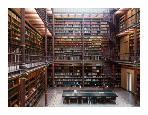 Rijksmuseum Library Reading Room